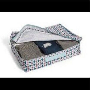 Vera Bradley under bed storage NWT